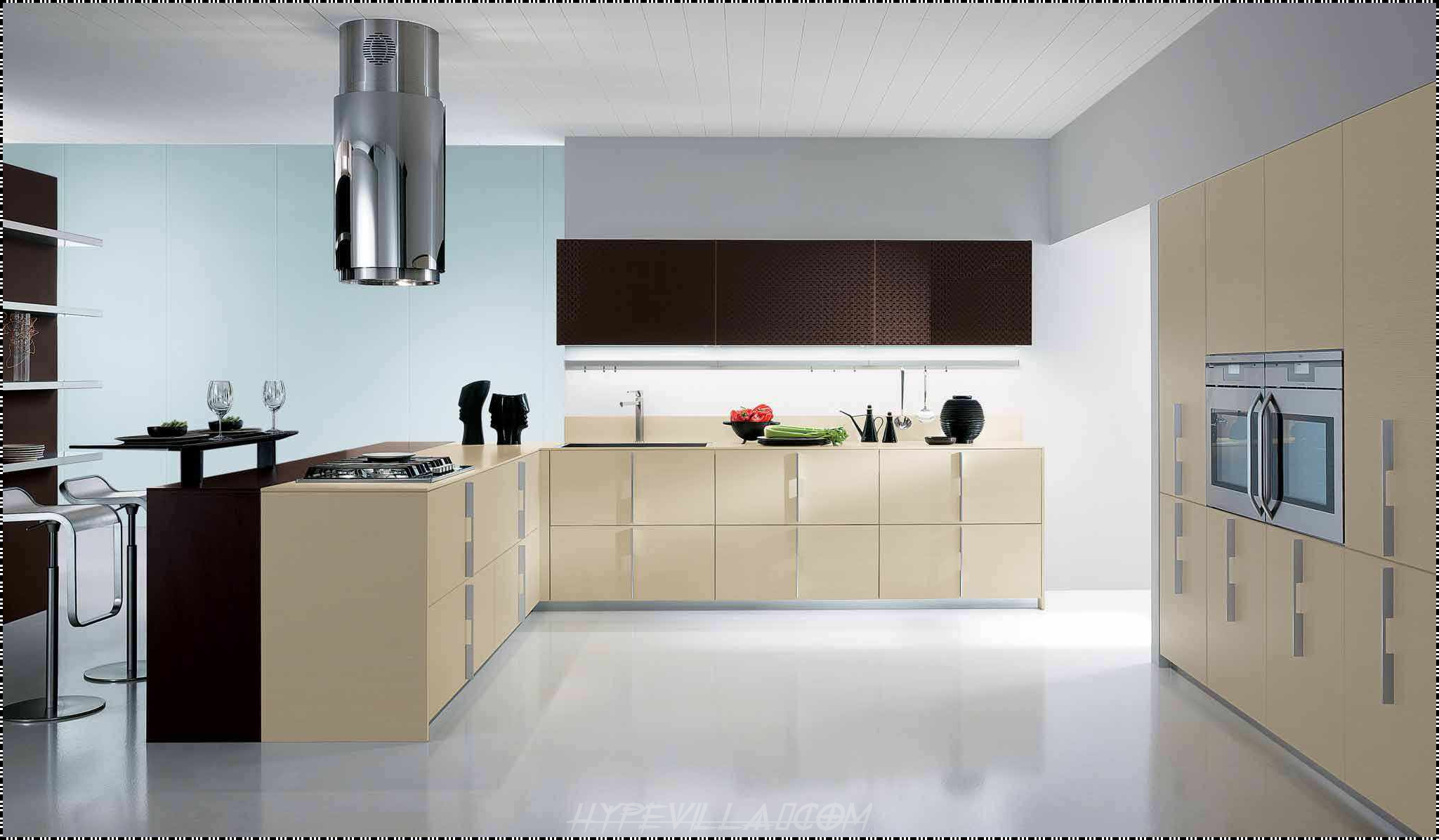 Kitchen designkeukens building support french riviera for Luxury kitchen layout